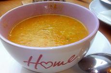 Суп из тыквы по немецки