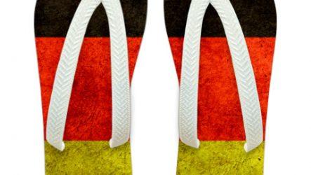 В Германии тоже плачут