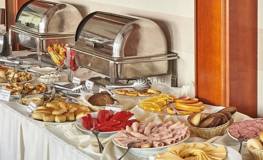 завтрак по немецки