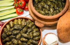 Как приготовить долму по-азербайджански