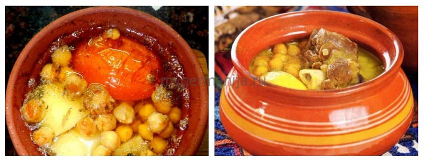 как приготовить пити по-азербайджански
