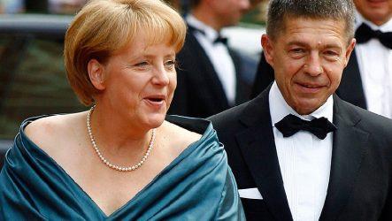Муж Ангелы Меркель подал на развод