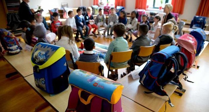 школы в Германии, начальная школа в Германии