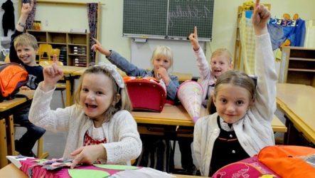 Немецкая традиция в первый школьный день