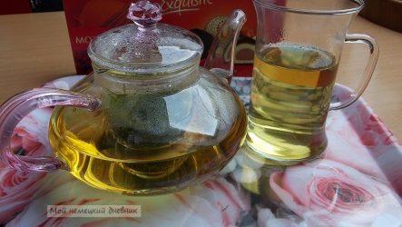 Укропный чай
