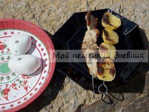 вкусный маринад для шашлыка