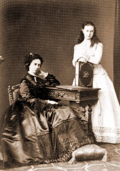 Гессенские принцессы,русские царицы,русские императрицы, русская царица Мария Александровна
