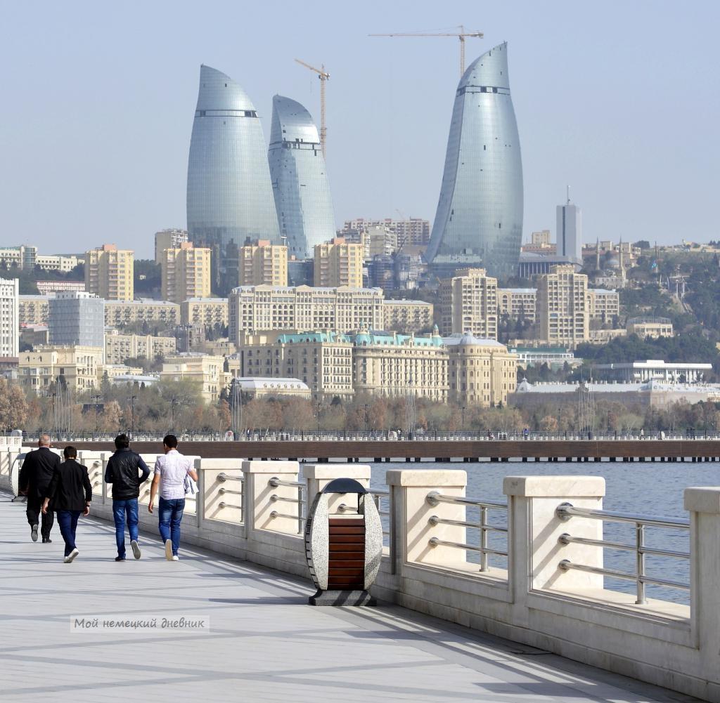 Прощай Баку!