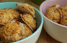 Печенье «макроны» с кокосом