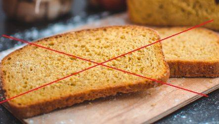 Как едят немцы хлеб