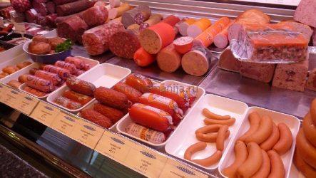 Что в Германии в колбасе кроме колбасы?!