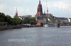 Лето во Франкфурте на Майне