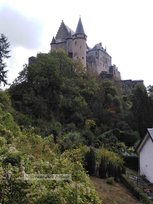 Люксембург, Вианден